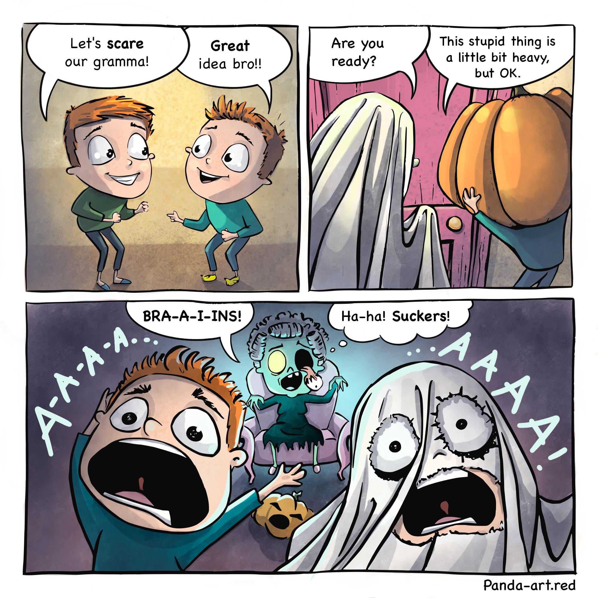 halloween suckers