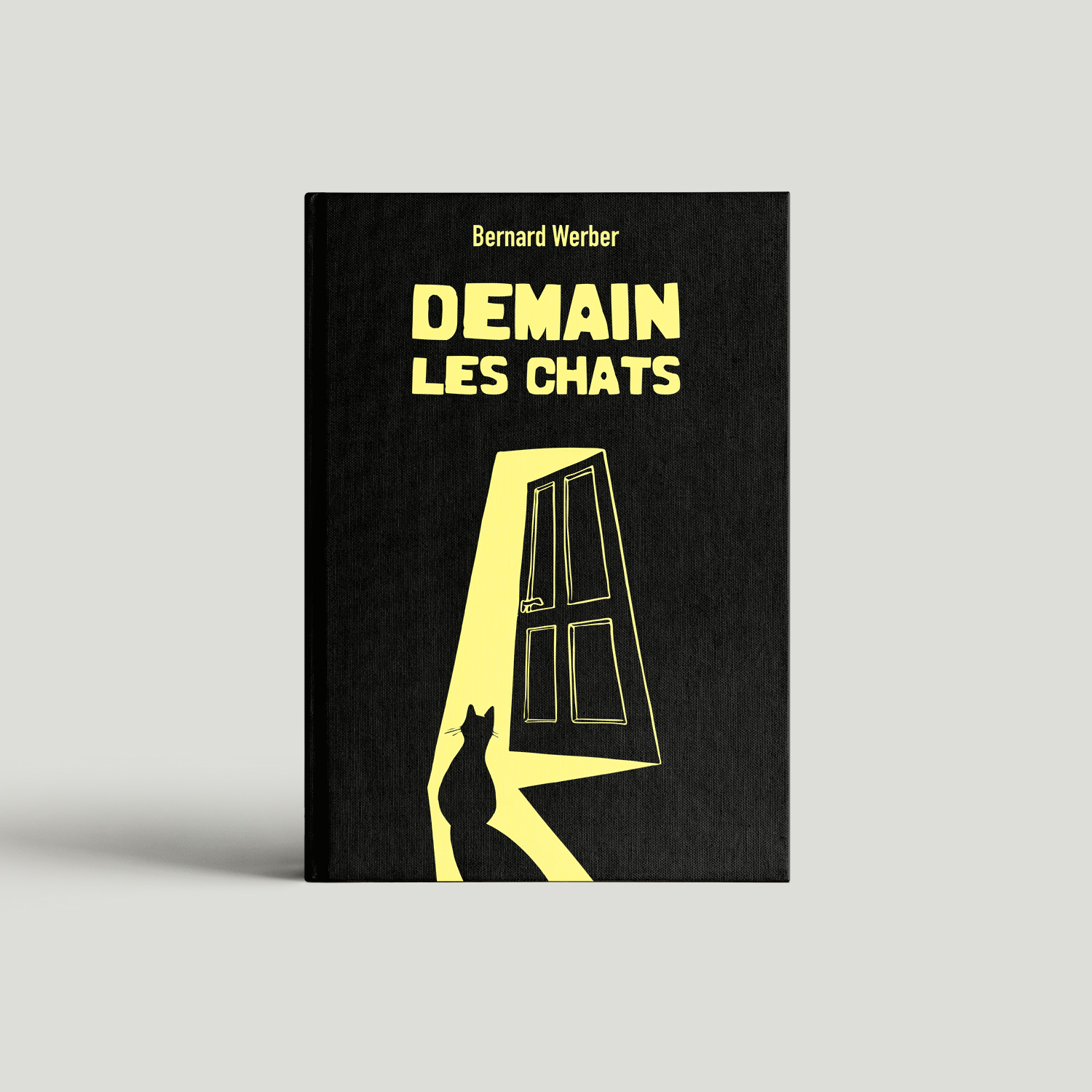 demain les chats cover